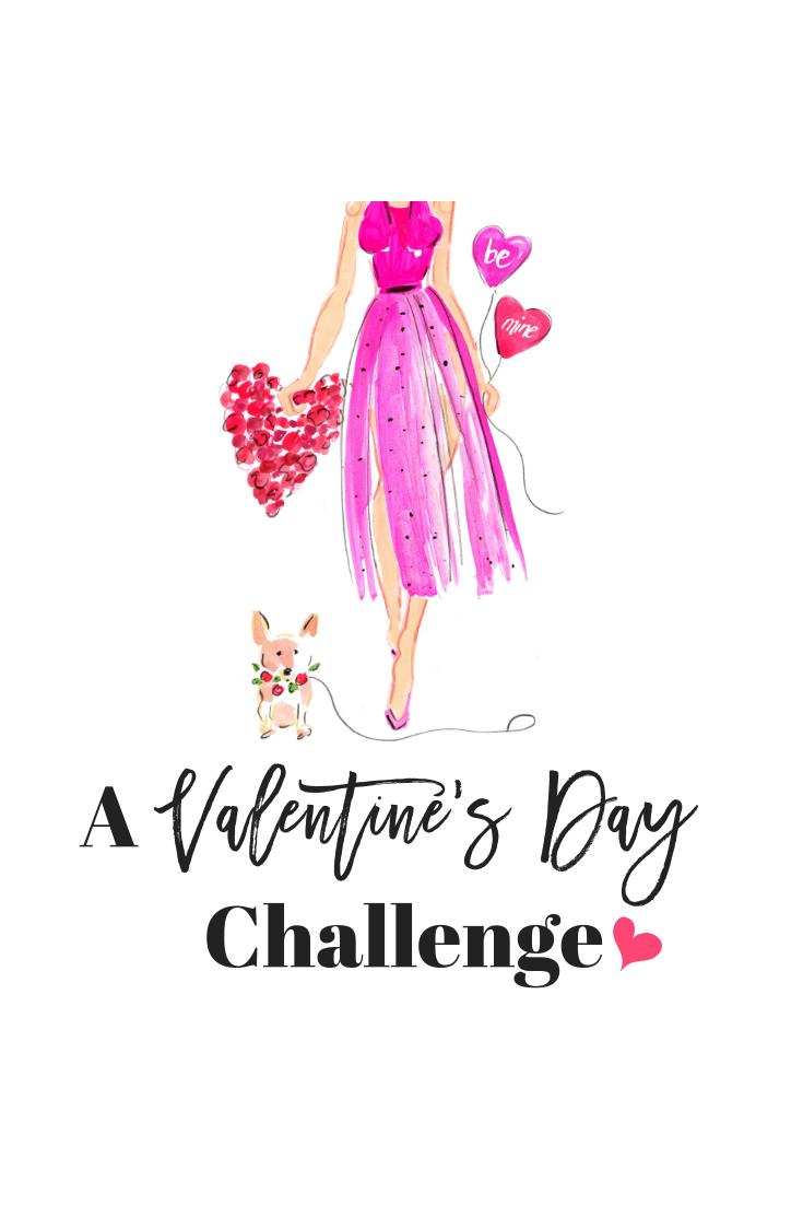 A VALENTINE'S DAY CHALLENGE